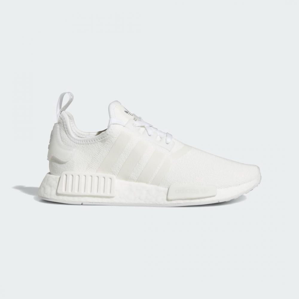 NMD R1 ALL WHITE