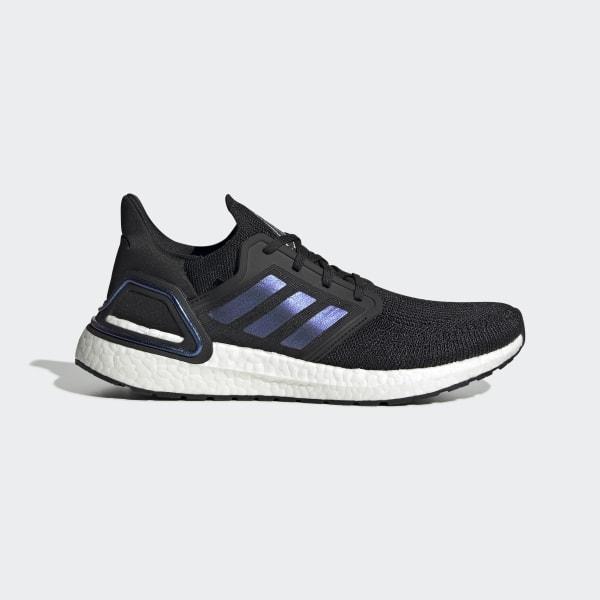 ULTRABOOST 20 CORE BLACK/BLUE